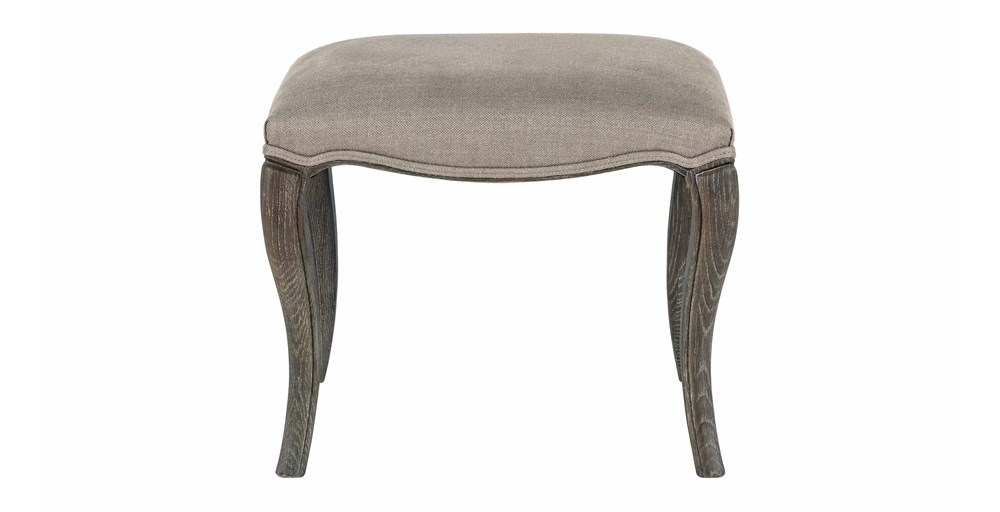 Sienna Grey Stool
